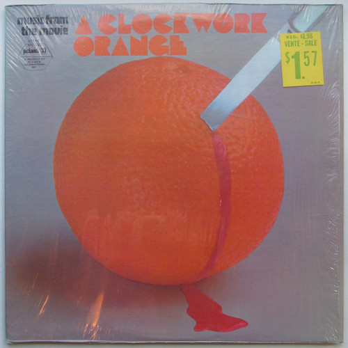 Monte Cross / English Festival Orchestra – Music From The Movie A Clockwork Orange