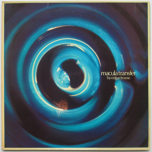 Edgar Froese – Macula Transfer