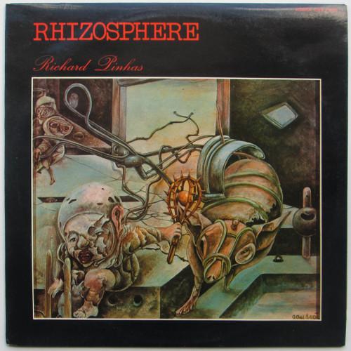 Richard Pinhas – Rhizosphere