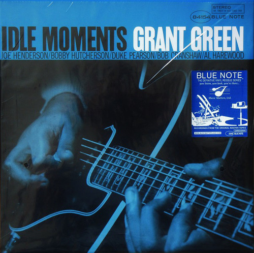 Grant Green - Idle Moments (2014 Music Matters)