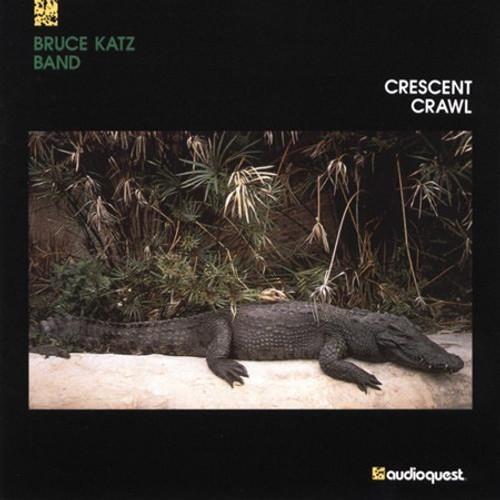 Bruce Katz Band - Crescent Crawl (1992 Audioquest 180g VG+/NM)