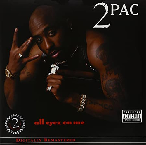 2 Pac - All Eyez On Me (2001 Reissue)