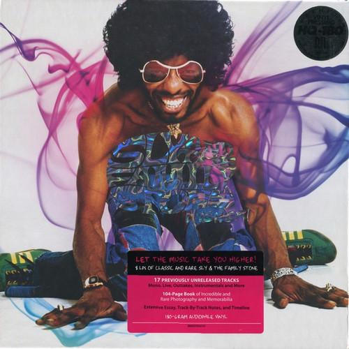 Sly & The Family Stone - Higher! (8 LP Boxset Sealed)