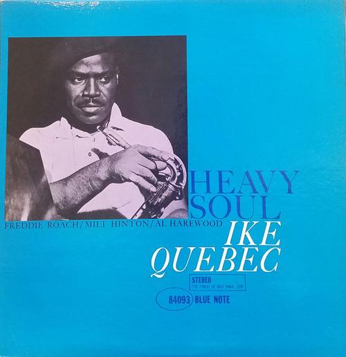 Ike Quebec - Heavy Soul (Japan)