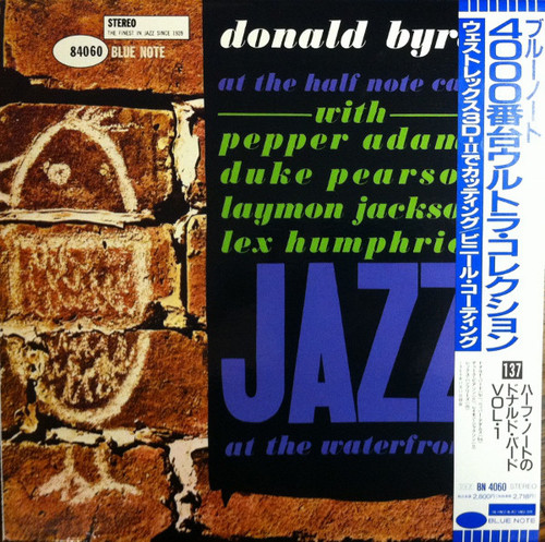 Donald Byrd - At The Half Note Cafe, Vol. 1 (Japan)