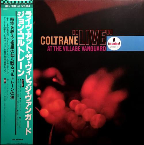"John Coltrane - ""Live"" At The Village Vanguard (Japan)"