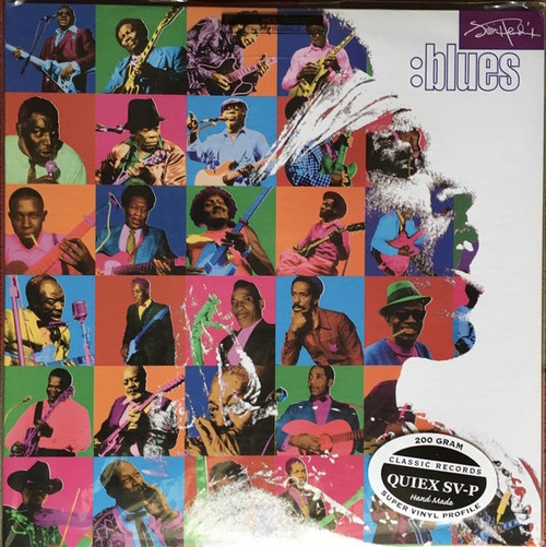 Jimi Hendrix - Blues (Classic Records QUIEX SV-P)