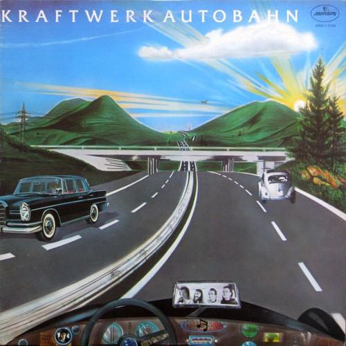 Kraftwerk - Autobahn (VG/VG+)
