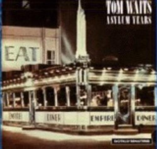 Tom Waits - Asylum Years (2LP Set in VG+)