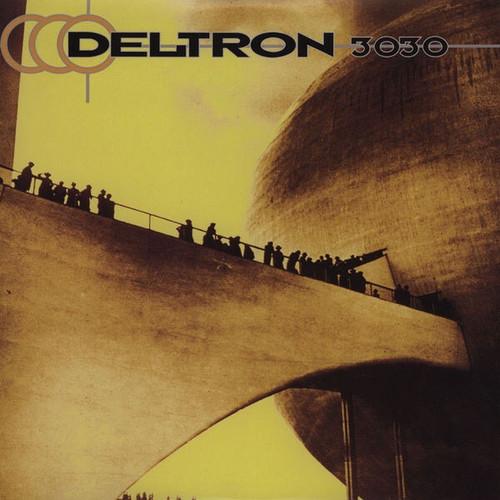 Deltron 3030 - S/T (Black Vinyl Reissue)