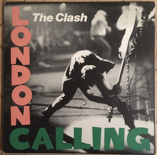 The Clash - London Calling (1st Pressing with inners)