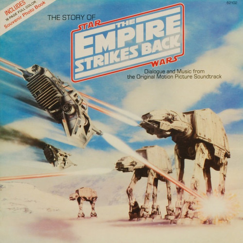 The Original Star Wars Cast - The Story Of The Empire Strikes Back
