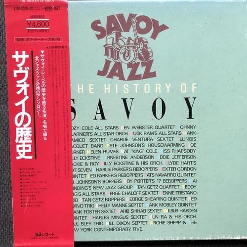 Various - The History Of Savoy Japanese Import Boxset)