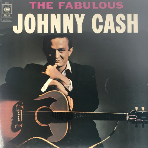 Johnny Cash - The Fabulous Johnny Cash (UK Pressing NEAR MINT)