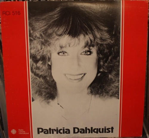 Patricia Dahlquist - Patricia Dahlquist