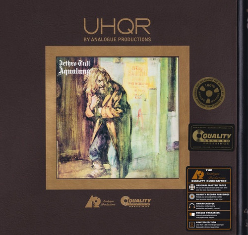 Jethro Tull - Aqualung (2020 Sealed  UHQR Analogue Productions)