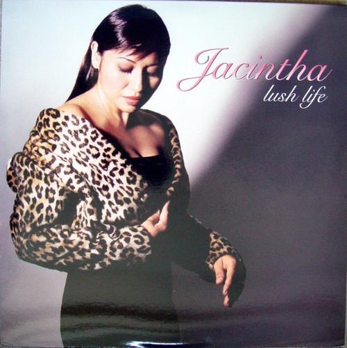 "Jacintha - Lush Life (Groove Note Audiophile Pressing with bonus 12"" 45RPM)"