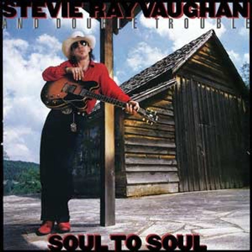 Stevie Ray Vaughan & Double Trouble - Soul To Soul (2011 Sealed)