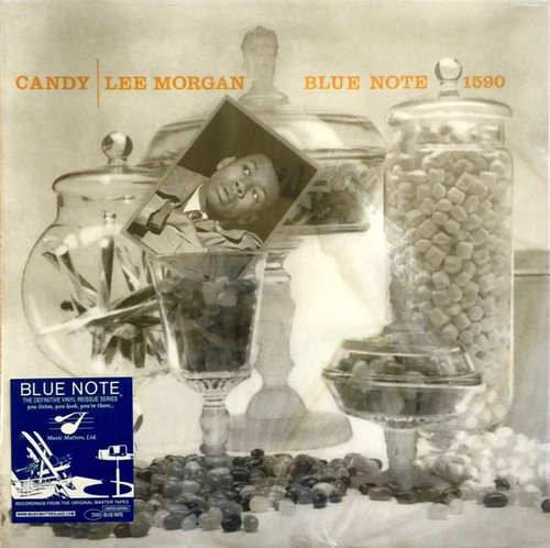 Lee Morgan - Candy (Music Matters Sealed 180g)