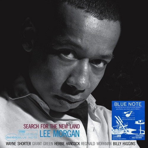 Lee Morgan - Search For The New Land (Limited Edition numbered Music Matters  45RPM)