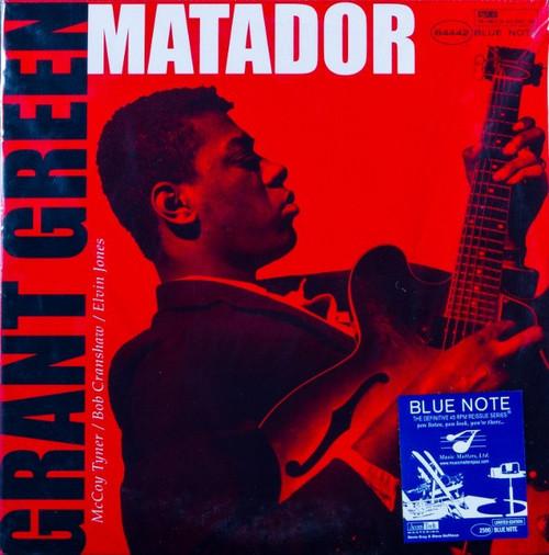 Grant Green - Matador (Music Matters)