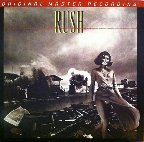 Rush - Permanent Waves (Sealed  MoFi  Numbered)