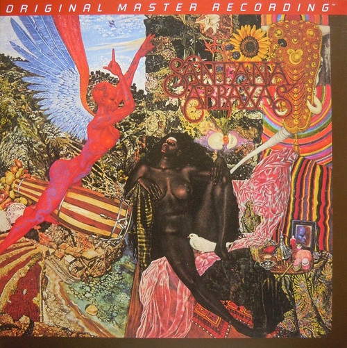 Santana - Abraxas (Sealed MoFi Numbered)