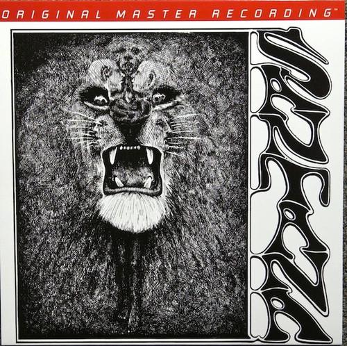 Santana - Santana (Sealed MoFi Numbered)