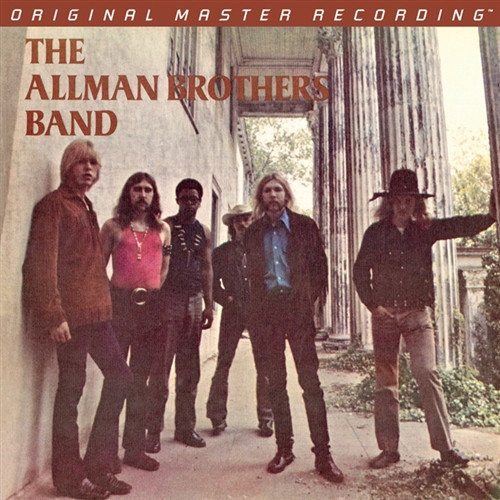 The Allman Brothers Band - The Allman Brothers Band (Sealed MoFi Numbered)