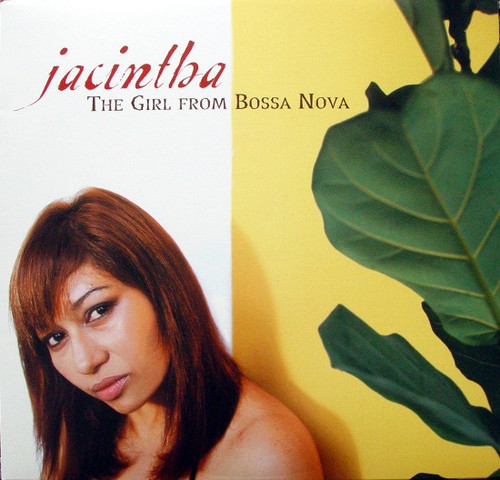 Jacintha - The Girl From Bossa Nova (Sealed Groove Note)