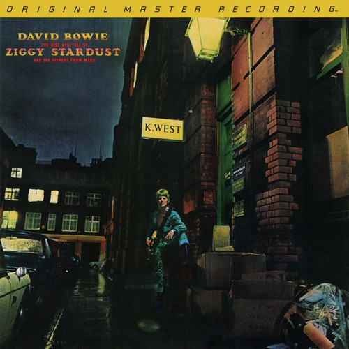 David Bowie - The Rise And Fall Of Ziggy Stardust And The Spiders From Mars (MFSL read description)