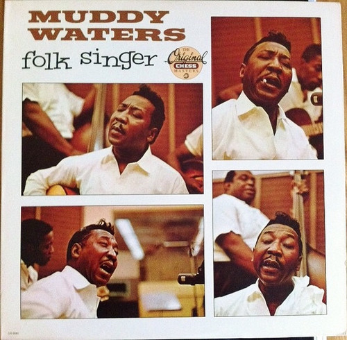 Muddy Waters - Folk Singer (1987 Chess Sealed Mint)