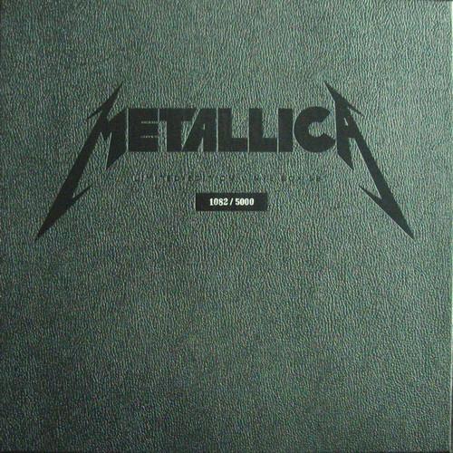 Metallica - Limited-Edition Vinyl Box Set