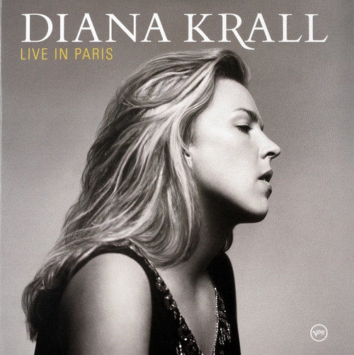 Diana Krall - Live In Paris (Sealed Out of Print  ORG 45RPM)