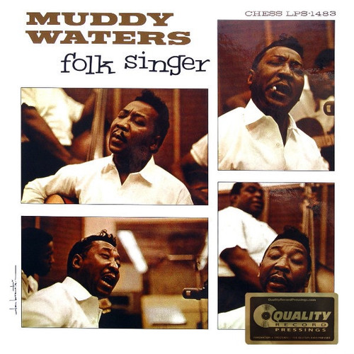 Muddy Waters - Folk Singer (Sealed Out of Print 2011 45RPM)