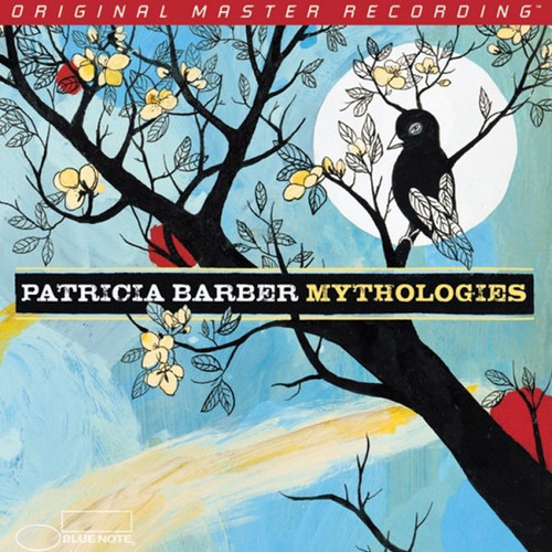 Patricia Barber - Mythologies (Out of Print MoFi NM/NM)