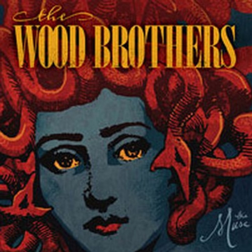 The Wood Brothers - The Muse (2013 Sealed Mint)