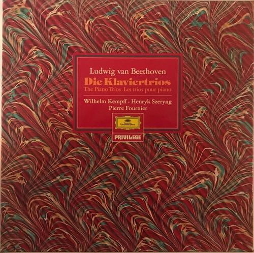 Ludwig van Beethoven - Die Klaviertrios (Kempff,Szeryng,Fournier)