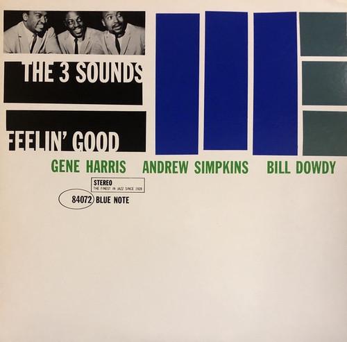The Three Sounds - Feelin' Good (1992 Japanese Import NM/NM)