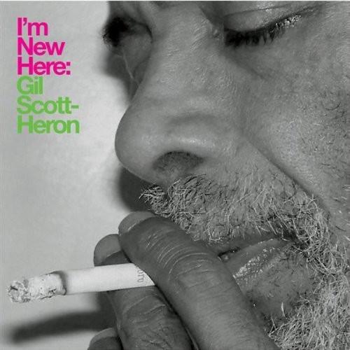 Gil Scott-Heron - I'm New Here (Bonus Disc! NM/ NM)