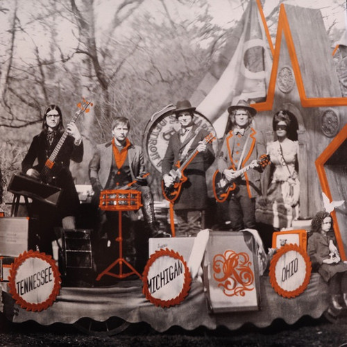 The Raconteurs - Consolers Of The Lonely (Limited Edition Gold Vinyl)