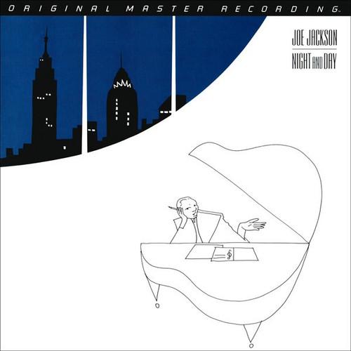 Joe Jackson - Night And Day (1982 MoFi NM/NM)