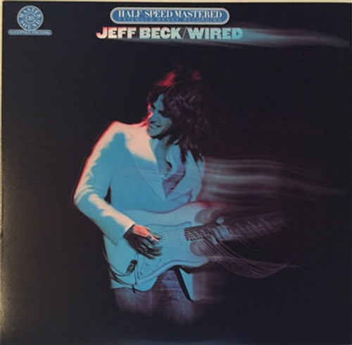Jeff Beck - Wired (CBS Mastersound Audiophile Pressing VG+)