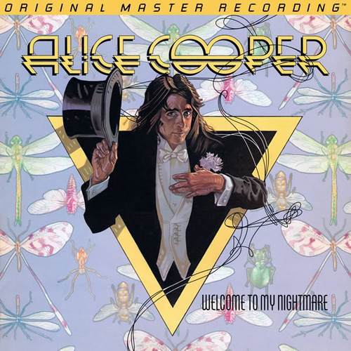 Alice Cooper - Welcome To My Nightmare (1982 MoFi)