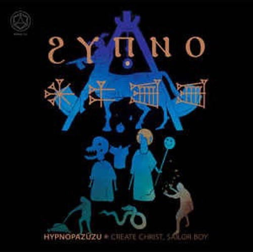 Hypnopazūzu - Create Christ, Sailor Boy