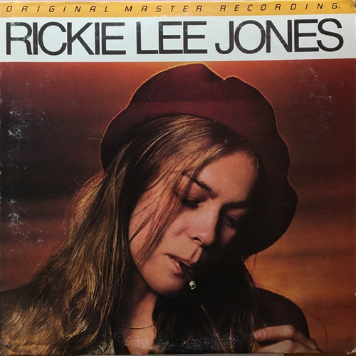 Rickie Lee Jones - Rickie Lee Jones (Sealed MoFi 1983)
