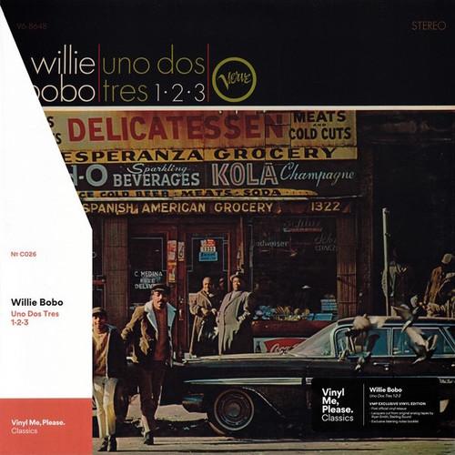 Willie Bobo - Uno Dos Tres 1•2•3