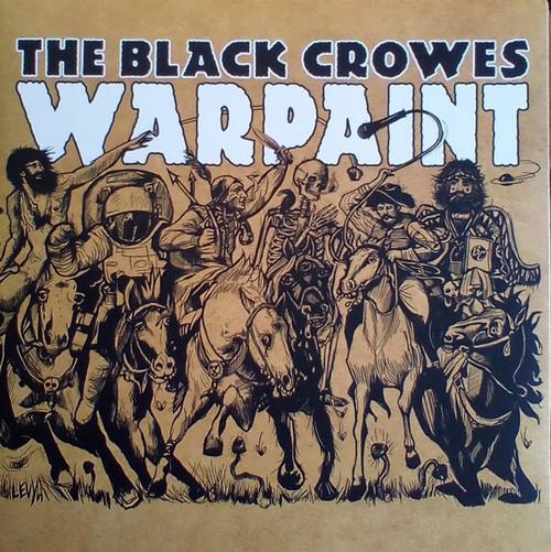 The Black Crowes - Warpaint (NM/NM)