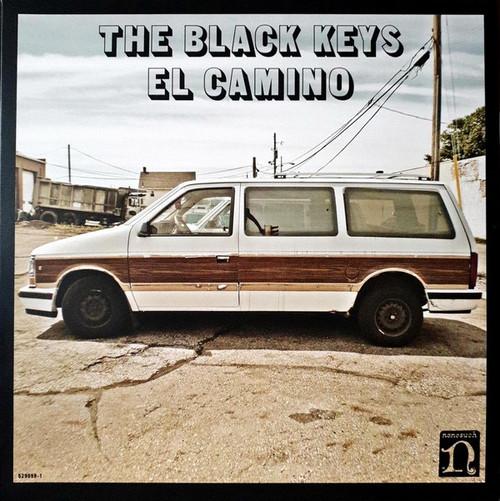 The Black Keys - El Camino (2011 NM with insert)