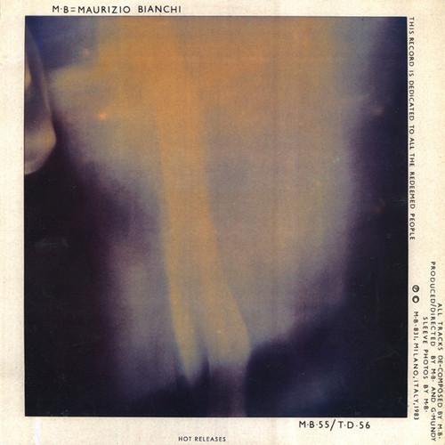 Maurizio Bianchi - The Plain Truth (NM/NM)
